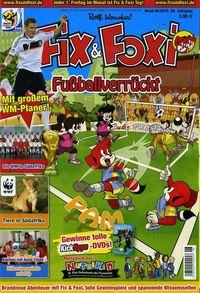 Fix & Foxi Magazin Nr. 06/2010 - Klickt hier für die große Abbildung zur Rezension