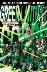 Green Lantern Monster Edition 2 - Klickt hier für die große Abbildung zur Rezension