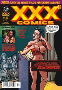 XXX-Comics 10 - Klickt hier für die große Abbildung zur Rezension
