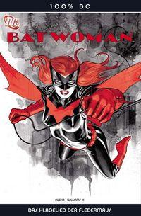 100% DC 26: Batwoman - Das Klagelied der Fledermaus - Klickt hier für die große Abbildung zur Rezension