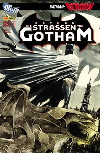 Batman Sonderband 25: Die Strassen von Gotham - Klickt hier für die große Abbildung zur Rezension