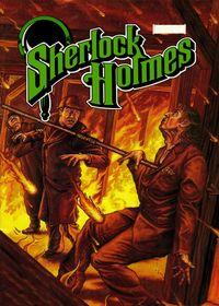 Sherlock Holmes 8: Der griechische Dolmetscher - Klickt hier für die große Abbildung zur Rezension
