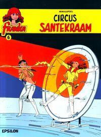 Franka 6: Circus Santekraam - Klickt hier für die große Abbildung zur Rezension