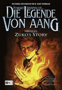 Die Legende von Aang - Prequel: Zuko's Story - Klickt hier für die große Abbildung zur Rezension