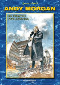 Andy Morgan 1: Die Piraten von Lokanga - Klickt hier für die große Abbildung zur Rezension