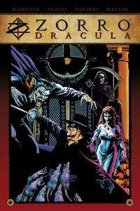 Zorro Vs. Dracula - Klickt hier für die große Abbildung zur Rezension