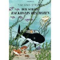 Tim & Struppi Farbfaksimile 11: Der Schatz Rackhams des Roten - Klickt hier für die große Abbildung zur Rezension
