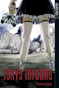 Tokyo Inferno 1 - Klickt hier für die große Abbildung zur Rezension