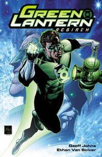 Green Lantern: Rebirth - Klickt hier für die große Abbildung zur Rezension