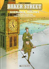 Baker Street 2: Sherlock Holmes und der Club der tödlichen Sportarten - Klickt hier für die große Abbildung zur Rezension