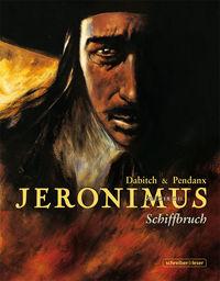 Jeronimus 2: Schiffbruch - Klickt hier für die große Abbildung zur Rezension