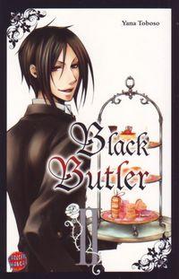 Black Butler 2 - Klickt hier für die große Abbildung zur Rezension