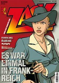 ZACK 134 (Nr. 08/2010) - Klickt hier für die große Abbildung zur Rezension