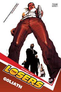 The Losers 1 (von 5): Goliath - Klickt hier für die große Abbildung zur Rezension