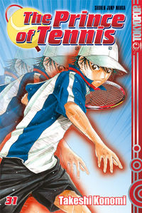 The Prince of Tennis 31 - Klickt hier für die große Abbildung zur Rezension