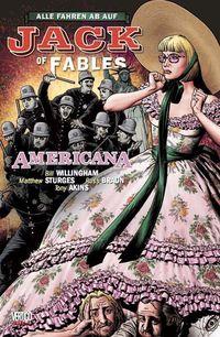 Jack of Fables 4: Americana - Klickt hier für die große Abbildung zur Rezension