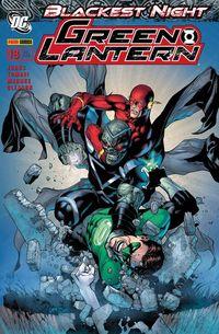 Green Lantern Sonderband 18: Blackest Night 1 - Klickt hier für die große Abbildung zur Rezension