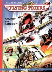 The Flying Tigers 1: Bomben auf Rangoon - Klickt hier für die große Abbildung zur Rezension