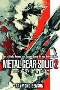 Metal Gear Solid 2: Sons of Liberty - Klickt hier für die große Abbildung zur Rezension