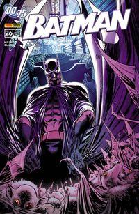 Batman Sonderband 26: Batman und die Bestie - Klickt hier für die große Abbildung zur Rezension