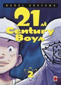 21st Century Boys 2 - Klickt hier für die große Abbildung zur Rezension