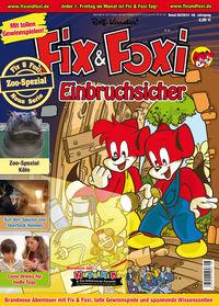 Fix & Foxi Magazin Nr. 08/2010 - Klickt hier für die große Abbildung zur Rezension