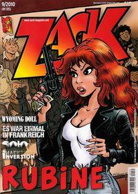 ZACK 135 (Nr. 09/2010) - Klickt hier für die große Abbildung zur Rezension
