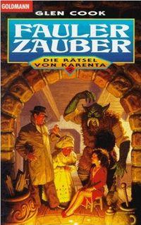 Die Rätsel von Karenta 2: Fauler Zauber - Klickt hier für die große Abbildung zur Rezension
