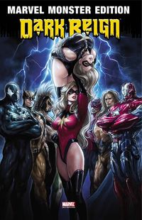 Marvel Monster Edition 36: Dark Reign 3 - Klickt hier für die große Abbildung zur Rezension