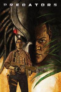 Predators - Die offizielle Vorgeschichte zum Film - Klickt hier für die große Abbildung zur Rezension