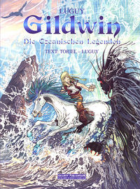 Gildwin 1: Die Ozeanischen Legenden - Klickt hier für die große Abbildung zur Rezension