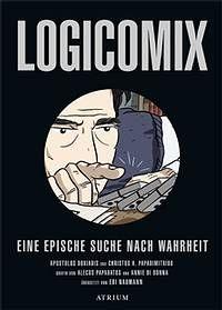 Logicomix - Eine epische Suche nach Wahrheit - Klickt hier für die große Abbildung zur Rezension