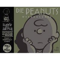 Die Peanuts-Werkausgabe Band 8: Tages- & Sonntags-Strips 1965-1966 - Klickt hier für die große Abbildung zur Rezension