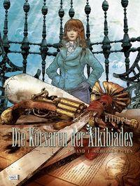 Die Korsaren der Alkibiades Band 1: Geheime Eliten - Klickt hier für die große Abbildung zur Rezension
