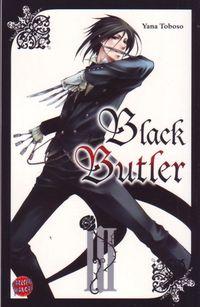 Black Butler 3 - Klickt hier für die große Abbildung zur Rezension