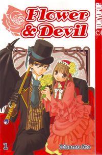 Flower & Devil 1 - Klickt hier für die große Abbildung zur Rezension