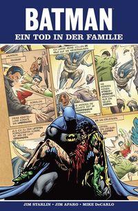 Batman: Ein Tod in der Familie - Klickt hier für die große Abbildung zur Rezension