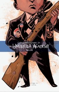 The Umbrella Academy 2: Dallas - Klickt hier für die große Abbildung zur Rezension