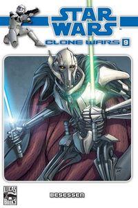 Star Wars: Clone Wars 9: Besessen - Klickt hier für die große Abbildung zur Rezension