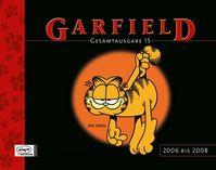 Garfield Gesamtausgabe 15: 2006 bis 2008 - Klickt hier für die große Abbildung zur Rezension