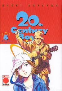 20th Century Boys 8 - Klickt hier für die große Abbildung zur Rezension