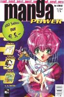 Manga Power 1 - Klickt hier für die große Abbildung zur Rezension