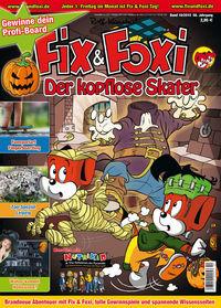 Fix & Foxi Magazin Nr. 10/2010 - Klickt hier für die große Abbildung zur Rezension