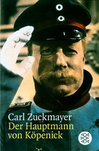 Der Hauptmann von Köpenick - Klickt hier für die große Abbildung zur Rezension