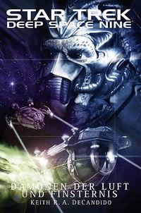 Star Trek - Deep Space Nine: Dämonen der Luft und Finsternis - Klickt hier für die große Abbildung zur Rezension