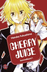 Cherry Juice - Sammelband Edition 1 - Klickt hier für die große Abbildung zur Rezension