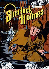 Sherlock Holmes 10: Der Flottenvertrag - Klickt hier für die große Abbildung zur Rezension