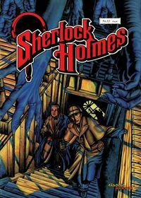 Sherlock Holmes 12: Die Legende des unheimlichen Wurdalak - Klickt hier für die große Abbildung zur Rezension