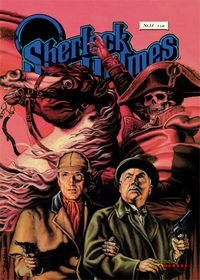 Sherlock Holmes Nr. 13: Die Abenteuer der sechs Napoleons - Klickt hier für die große Abbildung zur Rezension