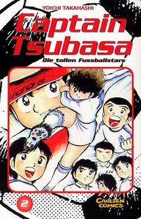 Captain Tsubasa - Die tollen Fussballstars 2 - Klickt hier für die große Abbildung zur Rezension